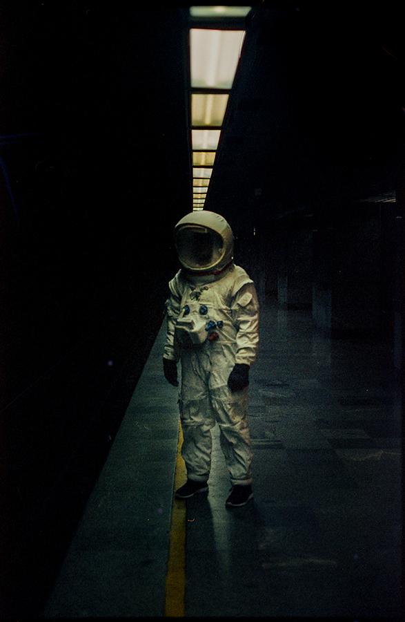 Matej Milenković, Astronaut/ Photo: Promo, dozvoljeno objavljivanje