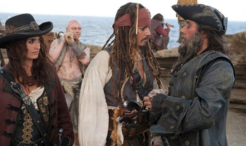 Pirates of the Caribbean 5: Dead Men Tell No Tales, promo