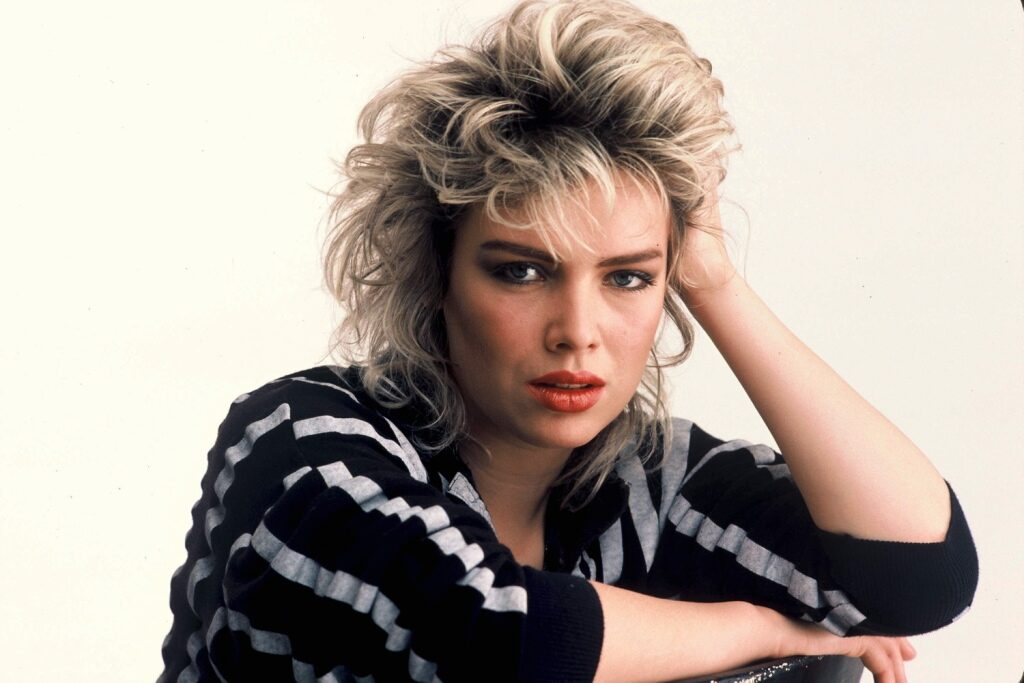 Kim Vajld 80-ih/Photo: promo