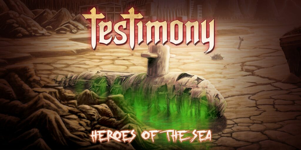 Heroes of the Sea, cover/ Photo: Promo
