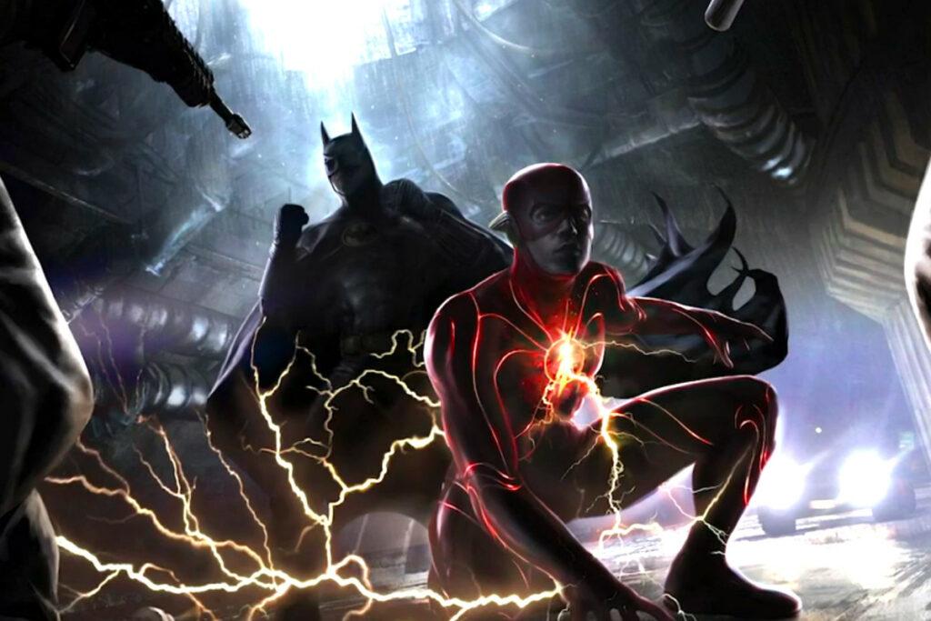 The Flash, promo