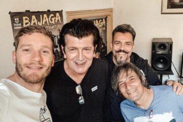"""Deo ekipe """"Mačora u čizmama""""/Photo: Instagram/radojicic_aleksandar"""