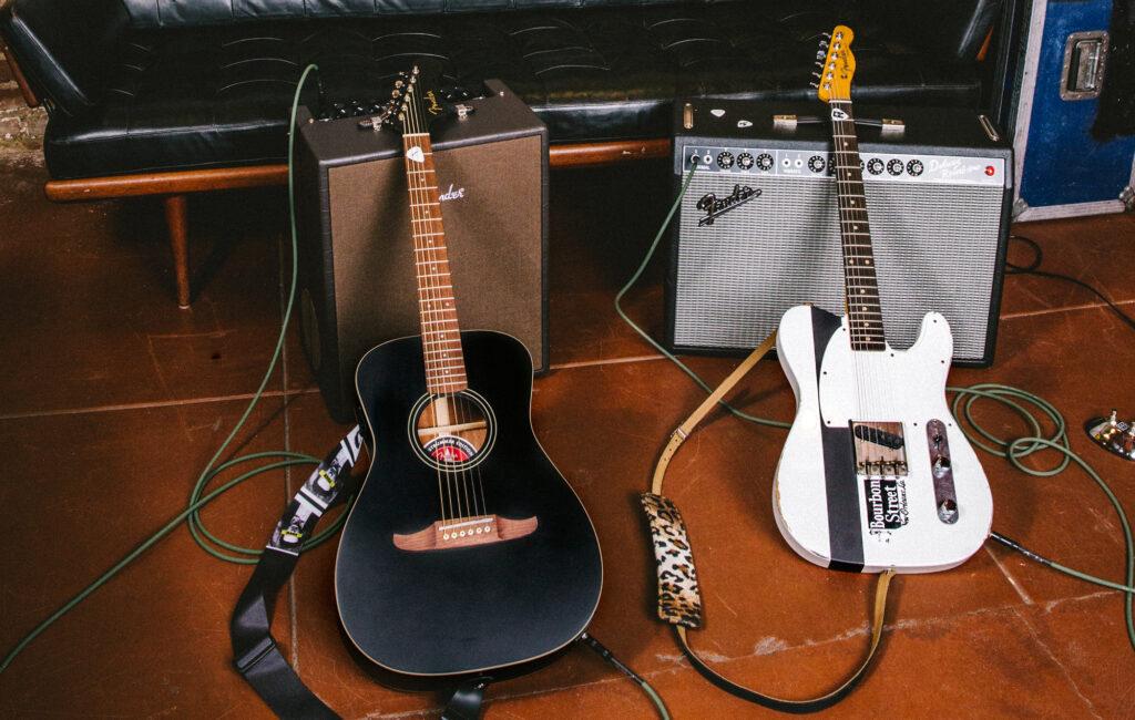 Fender Joe Strummer guitars/Photo: Fender promo