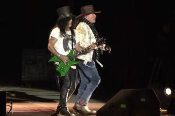 Guns N Roses/Photo: YouTube printscreen