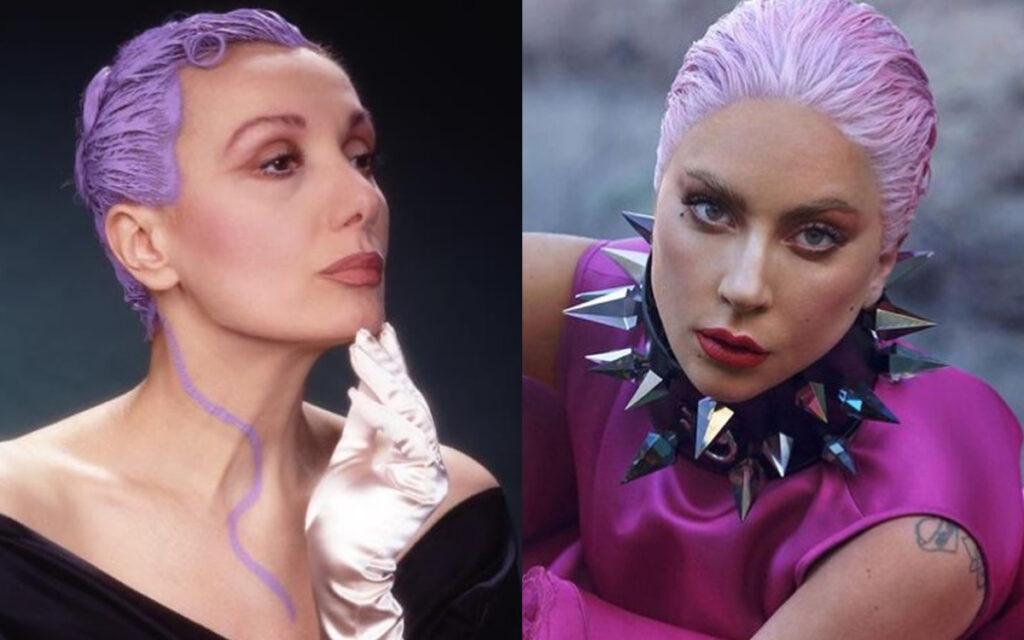 Josipa i Gaga/Photo; printscreen