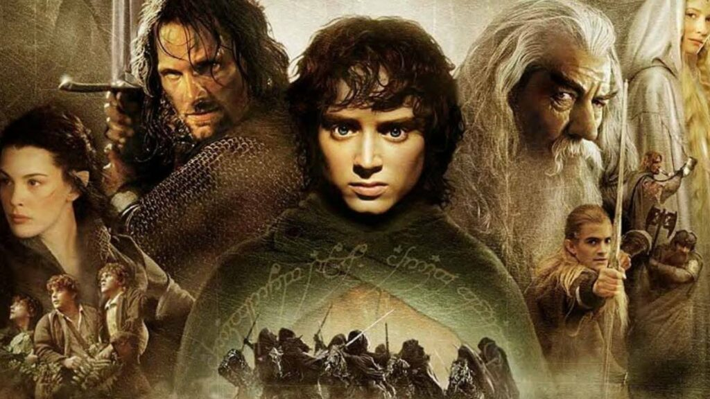 Lord of the Rings, promo