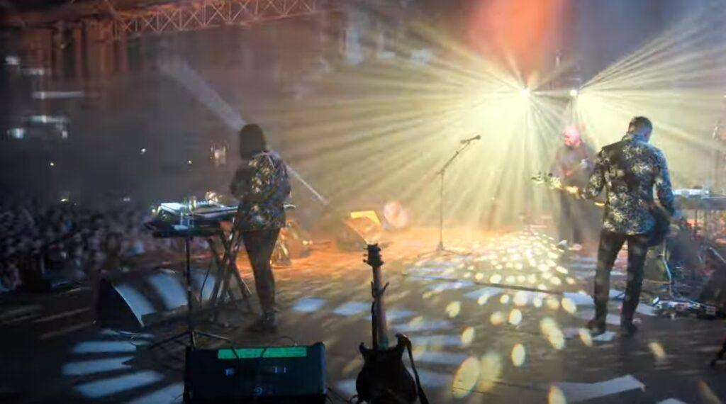 New Order/Photo: YouTube printscreen