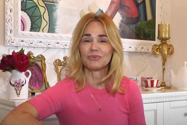 Olivera Balađević/Photo: YouTube printscreen