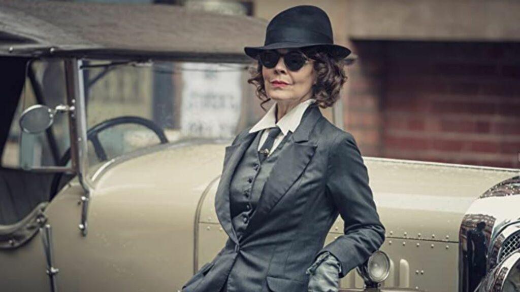 Helen Mekrori, Peaky Blinders/Photo: promo