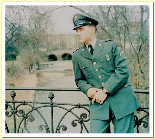 Elvis u Bad Nauhajmu 1959/Photo: elvisechoesofthepast.com/