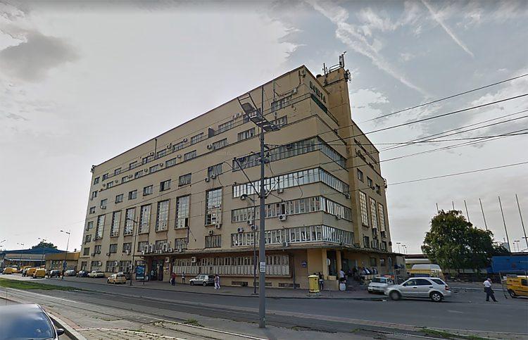 Pošta u Savskoj ulici/Photo: googlemaps