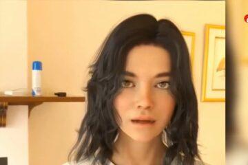 Ajpera, robot glumica/Phgoto: YouTube printscreen