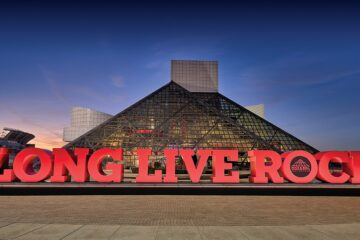 Rock and Roll Hall of Fame/Photo: facebook@rockandrollhalloffame