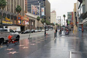 Hollywood boulevard/Photo: gogides