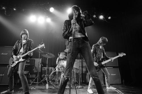 The Ramones/Photo: pinterest