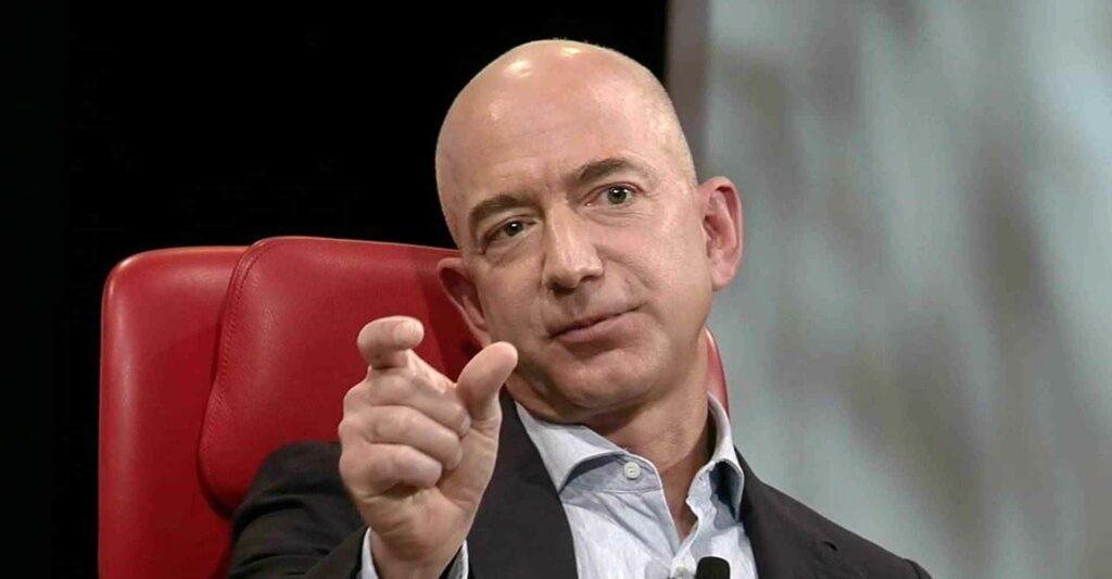 Džeg Bezos/Photo: YouTube printscreen