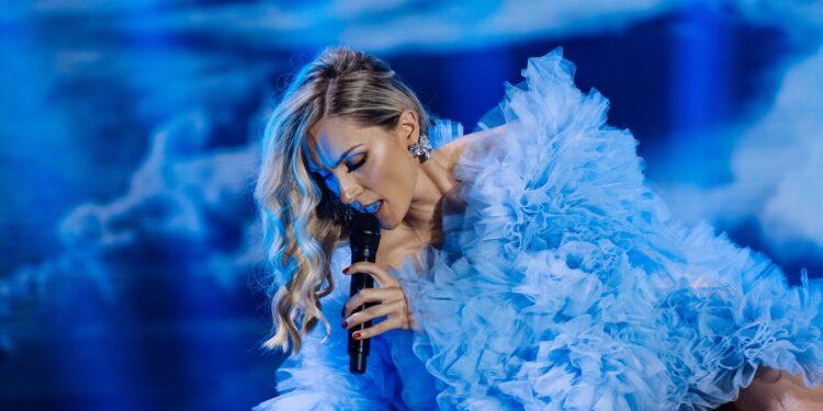Jelena Gavrilović/Photo: RTS Studio / Skymusic