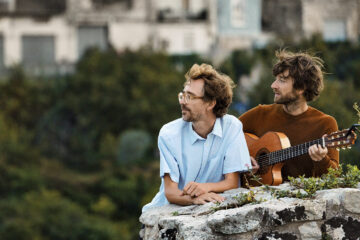 Kings Of Convenience/Photo: facebook@Kings Of Convenience KOC