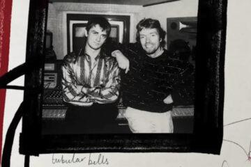 Majk Oldfild i Ričard Brenson/Photo: Virgin Records