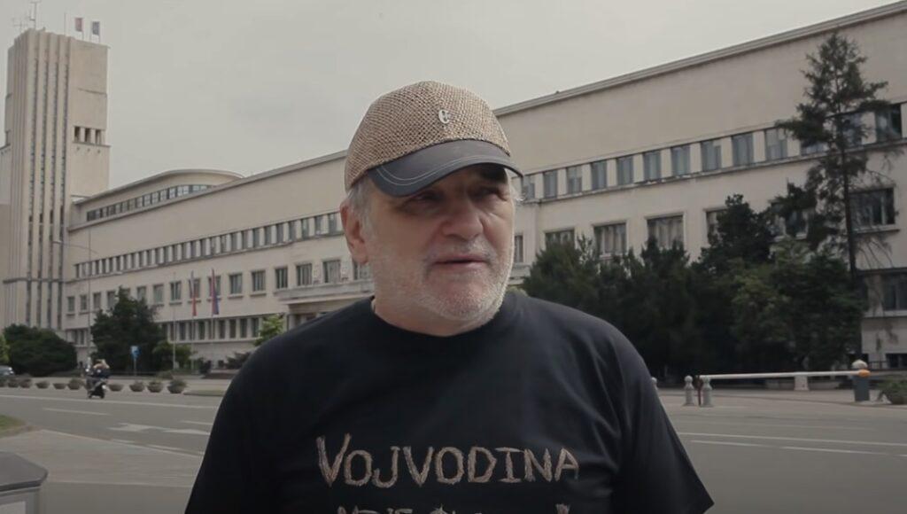 Đorđe Balašević/Photo: YouTube printscreen