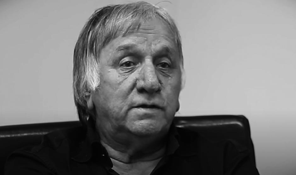 Božidar Bota Nikolić/Photo: YouTube printscreen