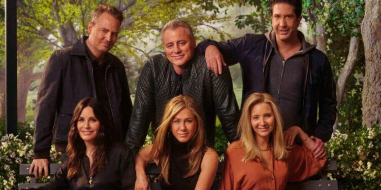 Prijatelji/Photo: HBO MAx promo