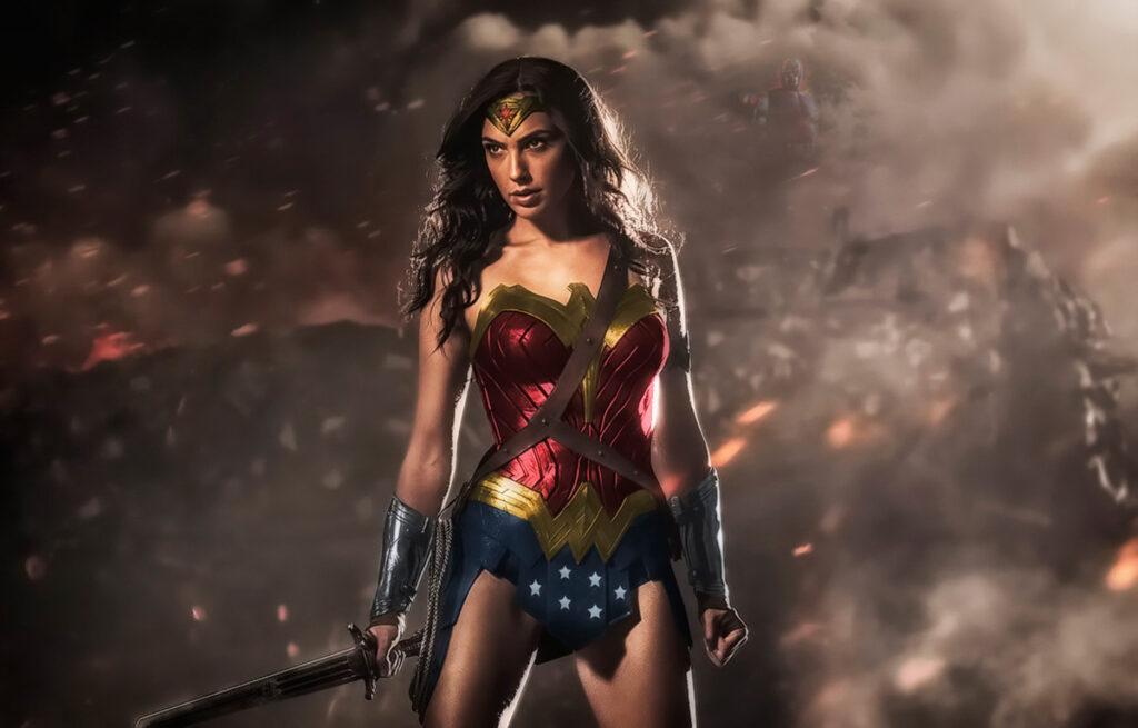 Wonder Woman promo