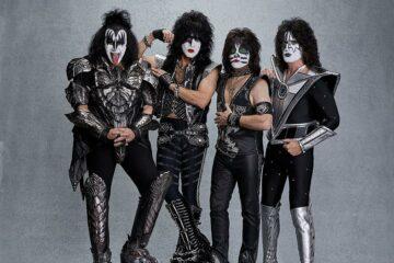 Kiss/Photo: Brian Lowe. A&E promo