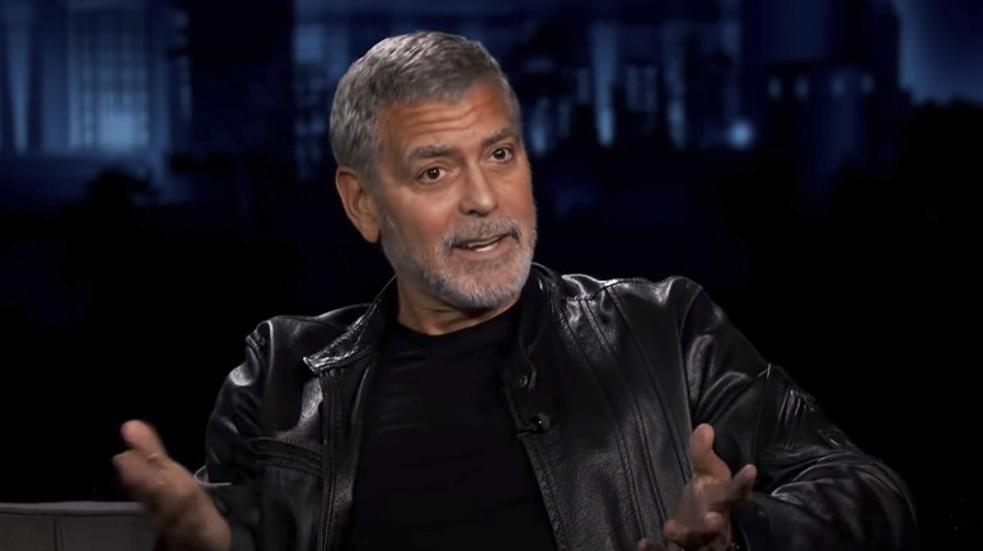 Džordž Kluni/Photo: YouTube printscreen