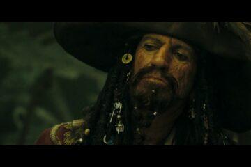 Kit Ričards, Pirati s Kariba/Photo: printscreen