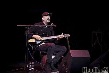 Vlatko Stefanovski (Beogradski jazz festival 2020)/ Photo: AleX