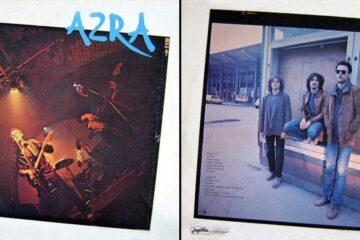 Azra, cover
