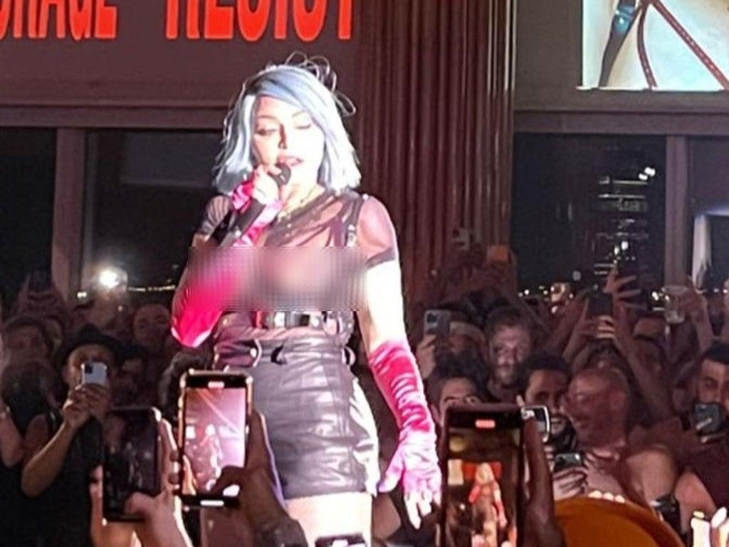 Madonna/Photo: YouTube printscreen