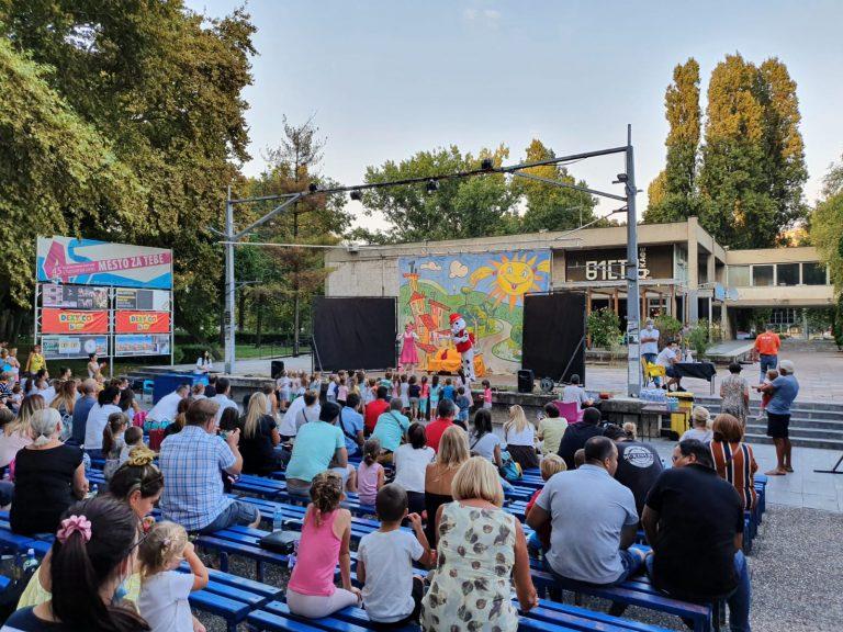 Letnji pozorišni maraton za decu/Photo: danubeogradu promo