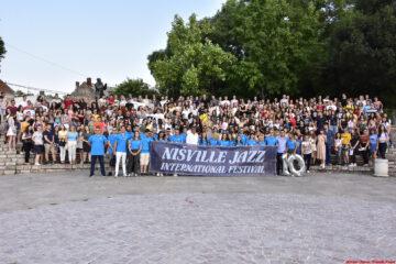 Nišville Jazz Festival/Photo:  Zoran Ćirić & Nišville Jazz Festival promo