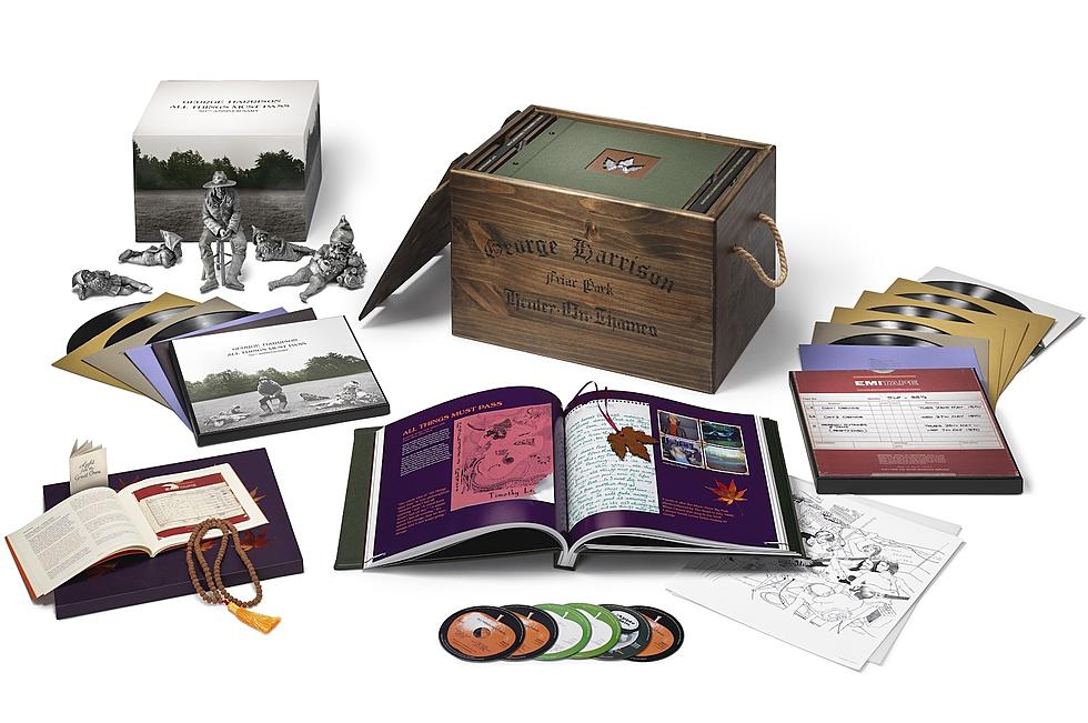 All Things Must Pass box-set, Capitol/UMe