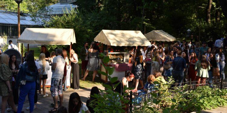 Wine Garden/ Photo: Ivana Čutura