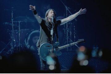 Foo Fighters/Photo: Screengrab via MSG Photos