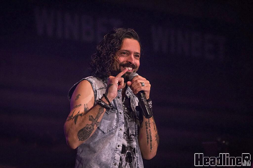 Roni Romero, IMP (Sofija)/ Photo: AleX