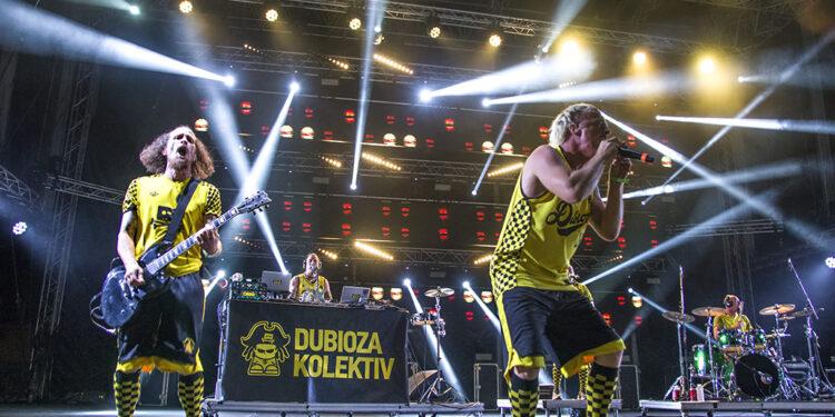 Dubioza kolektiv (Arsenal fest 2021)/Photo: AleX