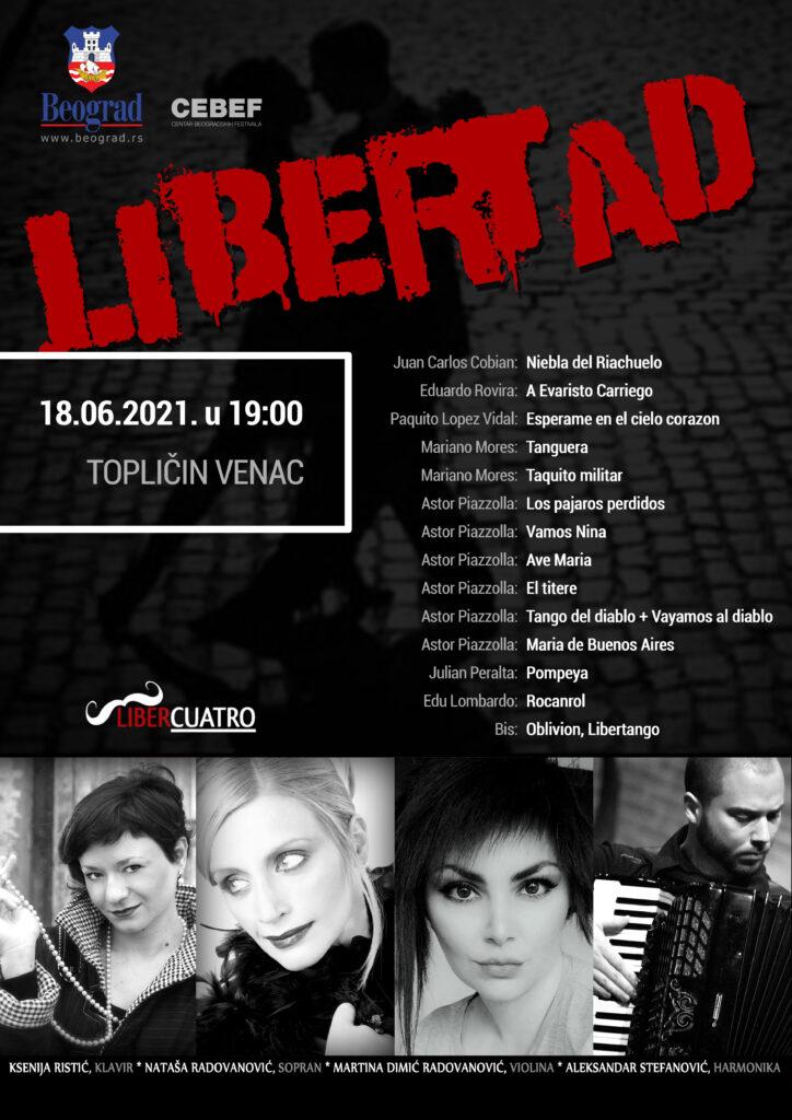 Libercuatro/ Photo: Promo