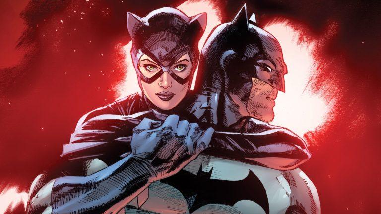 Betmen i Žena-mačka/DC Comics