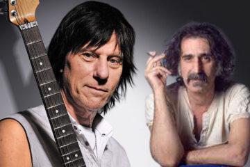 Džef Bek, Frenk Zappa/Photo: promo