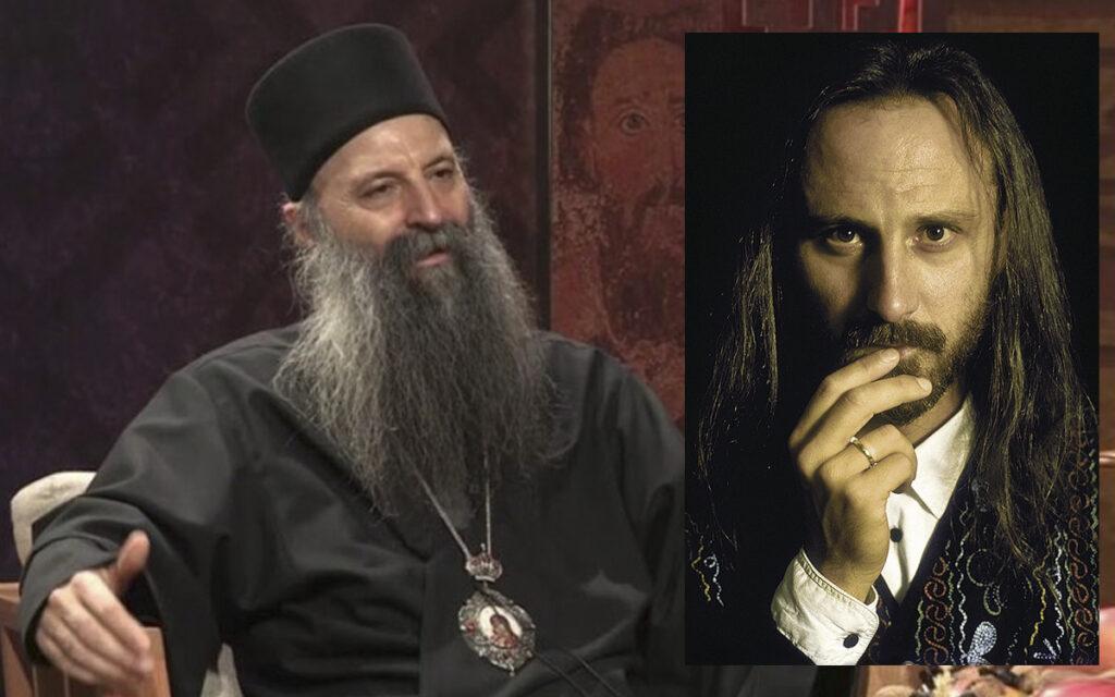Patrijarh Porfirije, Džoni Štulić/Photo: printscreen