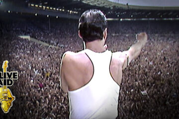 Live Aid, Queen/ Photo: youtube.com printscreen