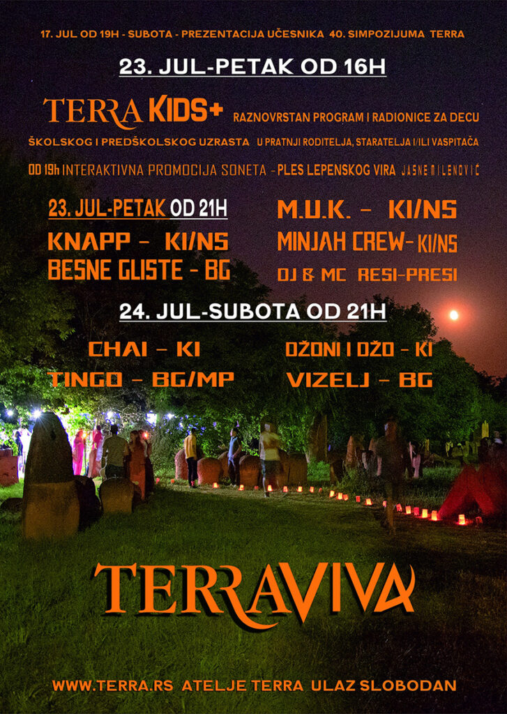 TerraViva Art Fest , plakat