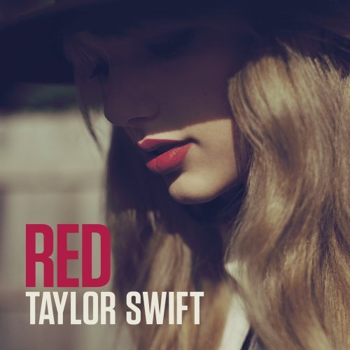Tejlor Svift, Red, cover