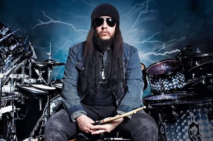 Džoi Džordinson/Photo: facebook@Joey Jordison