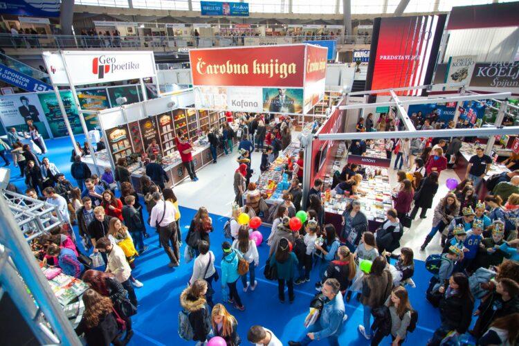 Beogradski sajam knjiga/Photo: facebook@medjunarodnibeogradskisajamknjiga