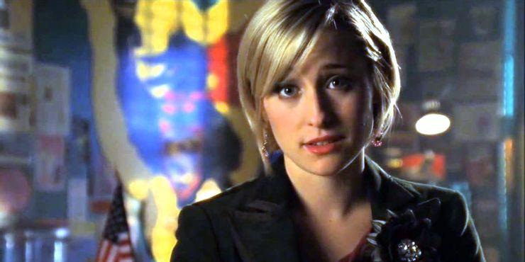 Alison Mak, Smallville promo